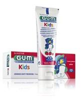 Зубная паста-гель GUM KIDS, 50 мл; 2-6 лет