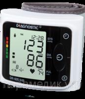 Автоматический тонометр с манжетой на запястье Diagnostic DR-605 IHB