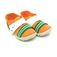 Текстильные кроссовочки (Берегиня) - 1017 оранжевый