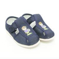 Тапочки для дома и садика (Берегиня) - 0228 джинс