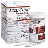 Тест-полоски Accu-Chek Performa (50 шт.)
