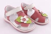 Сандалики (Берегиня) - 2505 белые с розовым