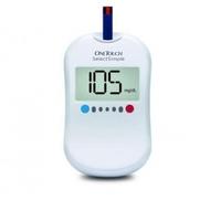 Глюкометр One Touch Select Simple + тест-полоски (50 шт.)