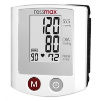 Тонометр на запястье  Rossmax  S 150