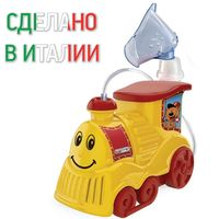 Компрессорный ингалятор Turbo Train